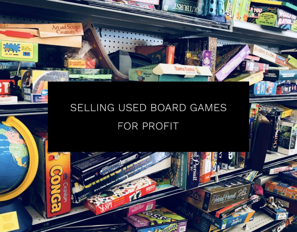 The Reseller's Guide to Board Games: How ... - Full-Time FBA